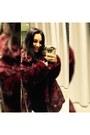 Bsb-dress-hm-coat-bershka-sweater-zara-blazer-michael-kors-watch