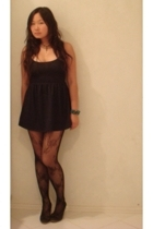 Urban Outfitters dress - Urban Outfitters tights