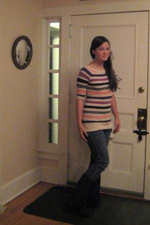 H&M shirt - Target boots
