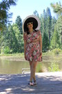 Black-san-diego-hat-company-hat-salmon-2-piece-1940s-vintage-from-ebay-romper