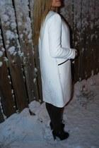 Zara coat - Zara jeans