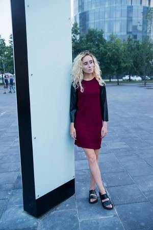 magenta make it shop dress