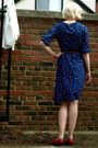 Vintage-dress-50s-vintage-cardigan-vintage-shoes