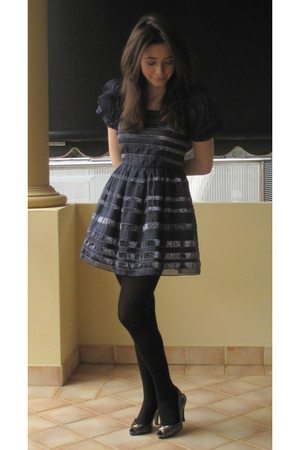 sretsis dress - Melissa shoes