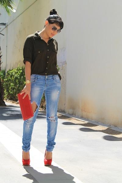 shoes - bag