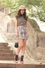 Heather-gray-clubcouture-dress-black-kate-spade-bag