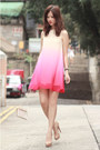 Hot-pink-chaceylove-dress