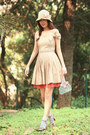 Off-white-rose-tatu-dress-beige-jelly-pop-sandals