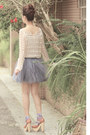 Ivory-chicwish-top-periwinkle-ianywear-skirt