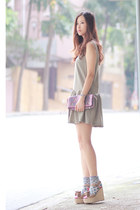 heather gray ianywear dress