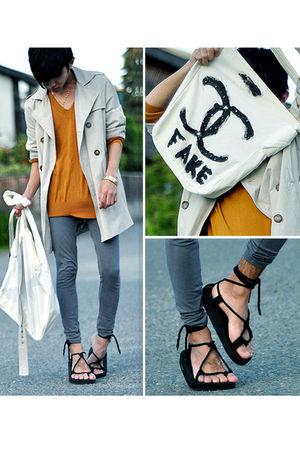 white Bag accessories