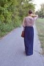 Asymmetrical-threadsence-dress-h-m-bag-maxi-skirt-forever-21-skirt