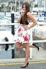 Persunmall-top-sheinside-skirt-patent-leather-zara-heels