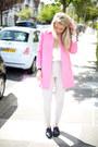 Pink-coat-zara-jacket