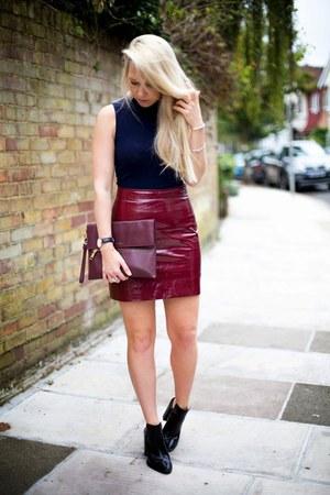 patent Zara skirt