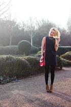 AX Paris dress - satchel Britstitch bag