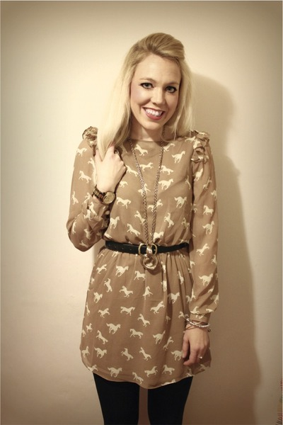 horse print sugarhill boutique dress