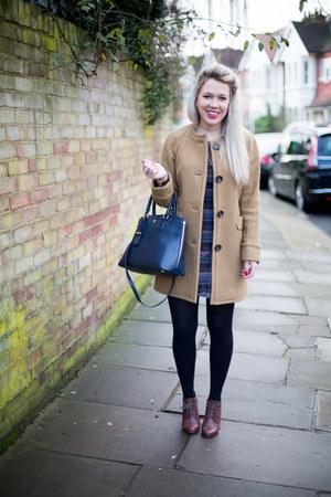 camel coat Boden coat