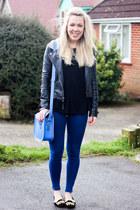 Zara jeans - Britstitch bag