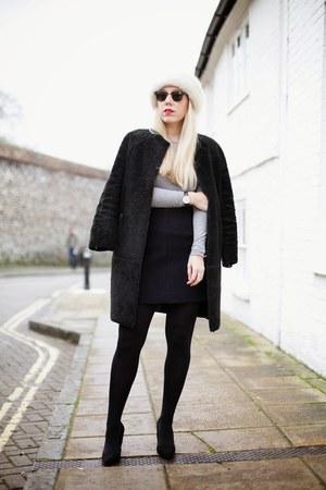 a line COS skirt