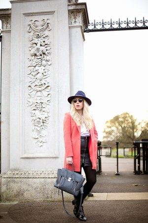 coral coat Reiss coat