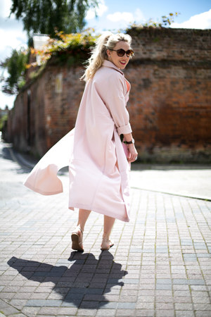 duster asos coat