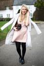 Leather-zara-dress