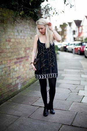 embellished free people dress