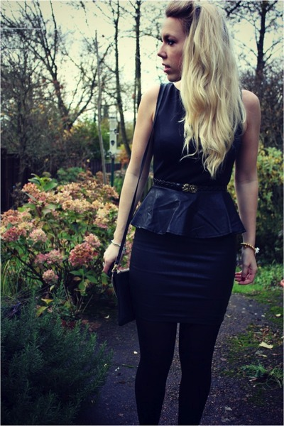 peplum AX Paris dress