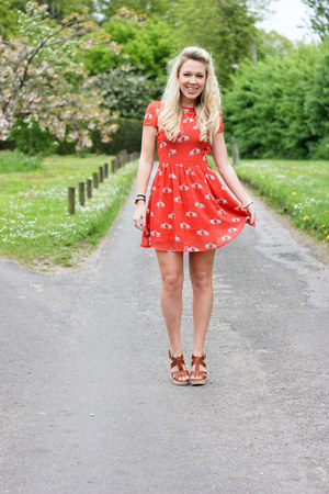 ellie sugarhill boutique dress