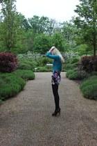 marni hm heels Marni heels - floral print warehouse shorts