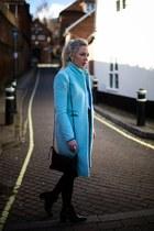 Missguided jacket - cobalt blue whistles jumper