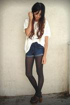 stripes&lace.