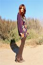 Purple-thrift-blouse