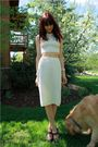 White-thrift-skirt
