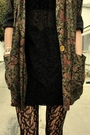 Goodwill-blazer-black-target-tights