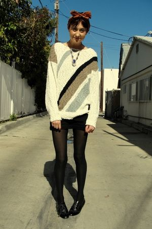 Goodwill sweater