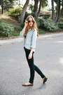 American-eagle-jeans-sanctuary-top-target-flats