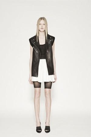 vest - skirt
