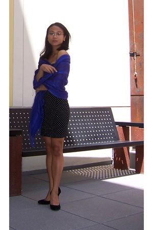 blue ayurvastram scarf