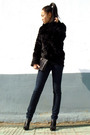 Jacket-jeans-shoes
