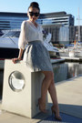 Review-skirt-dotti-blouse