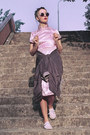 White-ebay-bag-light-pink-chinese-from-paris-dress