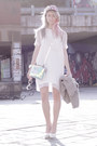 White-slingbacks-h-m-shoes-white-mesh-sleeves-h-m-trend-dress