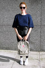 Off-white-kanken-fjallraven-bag-navy-cropped-h-m-trend-sweater