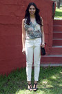 White-forever-21-jeans-ruby-red-forever-21-bag-lime-green-h-m-blouse