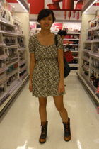 HERITAGE 81 dress - we who see boots