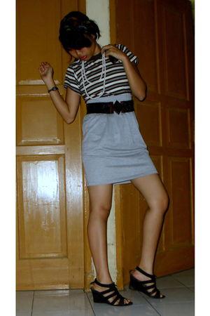 gray Nevada skirt