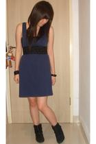 Forever 21 shirt - Forever 21 belt - Forever 21 accessories - Zara boots