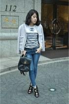 backpack Chanel bag